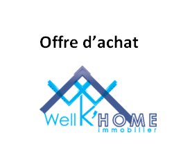 Offre d'achat logo agence